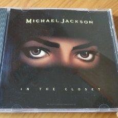 CDs de Música: MICHAEL JACKSON IN THE CLOSET USA CD SINGLE. Lote 134064045
