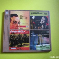 CDs de Música: CD GLENN MILLER - IN THE MOOD - AMERICAN PATROL - CHATTANOOGA CHOO CHOO - PENNSYLVANIA 6-5000 - . Lote 134064086