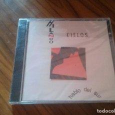 CDs de Música: HILANDO CIELOS. HABLO DEL SUR. CD PRECINTADO. SIN ABRIR. . Lote 134064178