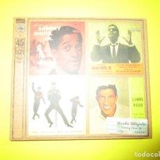 CDs de Música: CD SAMMY DAVIS JR. - TEMPTATIONS - COMEN LOVE - CHANGE PARTINERS - COMES LOVE - . Lote 134064758