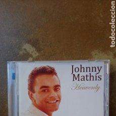 CDs de Música: JOHNNY MATHIS - HEAVENLY. CD HALLMARK. BUEN ESTADO. Lote 134067442
