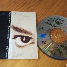 CDs de Música: MICHAEL JACKSON BLACK OR WHITE AUSTRALIA. Lote 134067882