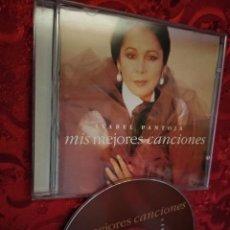 CDs de Música: ISABEL PANTOJA - MIS MEJORES CANCIONES (CD RCA 1994). Lote 134077334