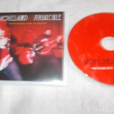 CDs de Música: MORELAND ARBUCKLE PROMISED LAN OF BUST . Lote 134112506