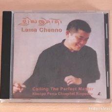 CDs de Música: LAMA CHENNO. CALLING THE PERFECT MASTER (CD). Lote 134113478