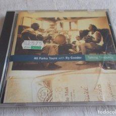CDs de Música: ALI FARKA TOURE AND RY COODER TALKING TIRABUKTU. Lote 134130314