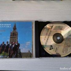 CDs de Música: LOS ROMEROS DE LA PUEBLA (A TI SEVILLA) . Lote 134131586