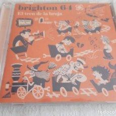 CDs de Música: BRIGHTON 64 EL TREN DE LA BRUJA . Lote 134132126