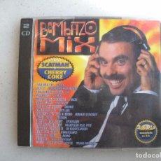 CDs de Música: BOMBAZO MIX - 1995 2 CD. Lote 134169070