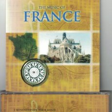 CDs de Música: THE MUSIC OF - FRANCE (CD, HALLMARK RECORDS 2003). Lote 134172562