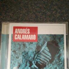 CDs de Música: ANDRÉS CALAMARO EL REGRESO. Lote 134176562