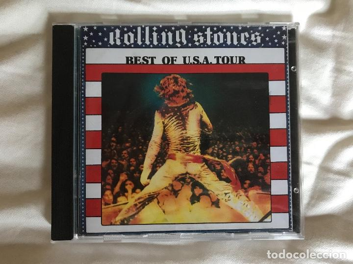 THE ROLLING STONES - BEST OF USA TOUR 1973/1980 SEAGULL RECORDS [CD 031] (Música - CD's Rock)