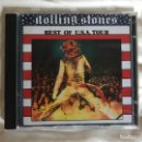 CDs de Música: THE ROLLING STONES - BEST OF USA TOUR 1973/1980 SEAGULL RECORDS [CD 031]. Lote 134186290