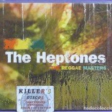 CDs de Música: THE HEPTONES / THE REGGAE MASTERS - CD DIGIPACK . Lote 134211522