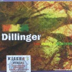 CDs de Música: DILLINGER / THE REGGAE MASTERS - CD DIGIPACK . Lote 134211902