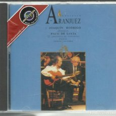 CDs de Música: PACO DE LUCÍA - CONCIERTO DE ARANJUEZ (1991) - CD PHILIPS . Lote 134214174
