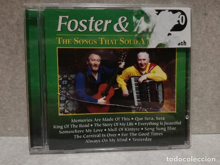 CD - FOSTER AND ALLEN - THE SONGS THAT SOLD A MILLION