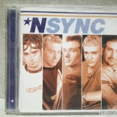 CDs de Música: CD - NSYNC. Lote 134237738