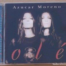 CDs de Música: AZUCAR MORENO - OLÉ (CD) 1998 - 12 TEMAS. Lote 134239210