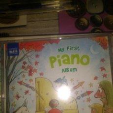 CDs de Música: MY FIRST PIANO ALBUM NAXOS. Lote 134241726