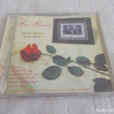 CDs de Música: LOS PANCHOS MARIA ELENA Y OTROS EXITOS. Lote 134244270