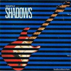 CDs de Música: THE SHADOWS - SIMPLY SHADOWS. CD. POLYDOR. Lote 134249554