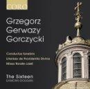 CDs de Música: GRZEGORZ GERWAZY GORCZYCKI - OBRAS RELIGIOSAS (CD) THE SIXTEEN. Lote 134281198