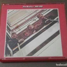 CDs de Música: THE BEATLES 2 CD 1962 1966. Lote 134282942