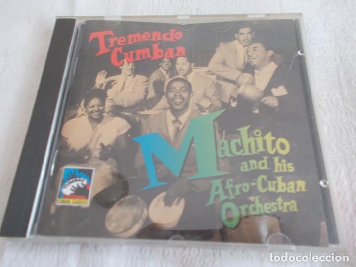MACHITO AND HIS AFRO-CUBAN ORCHESTRA TREMENDO CUMBAN (Música - CD's Latina)