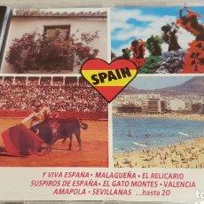 CDs de Música: SPAIN / ESPAÑA / VACACIONES... / CD - PERFIL / 20 TEMAS / CALIDAD LUJO.. Lote 134322402
