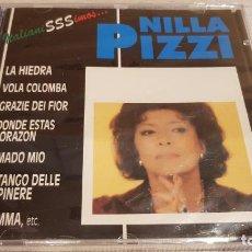 CDs de Música: NILLA PIZZI / ITALIANISSIMOS... / CD - PERFIL / 16 TEMAS / PRECINTADO.. Lote 176205594
