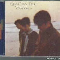 CDs de Música: DUNCAN DHU - CANCIONES (!986) - CD GASA 1988. Lote 134364010