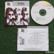 CDs de Música: THE POLICE LO MEJOR - LA COLECCIÓN DEL MILENIO STING 2000 VENEZUELA CD DESCATALOGADO. Lote 134364578