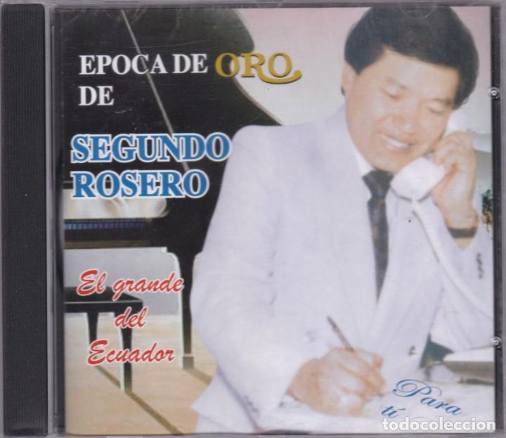 SEGUNDO ROSERO,EPOCA DE ORO (Música - CD's Latina)