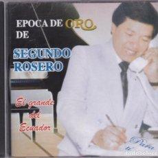 CDs de Música: SEGUNDO ROSERO,EPOCA DE ORO. Lote 195328452