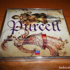CDs de Música: BENNY PURCELL 6 CD 2004 ALEMANIA THEATRE MUSIC KIRKBY NELSON BOWMAN HILL THOMAS BOX SET. Lote 134437266