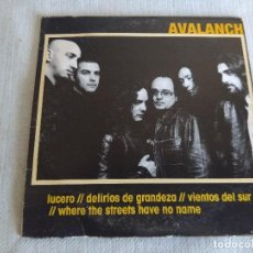 CDs de Música: CD HEAVY METAL/AVALANCH.. Lote 134502982