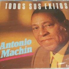 CDs de Música: ANTONIO MACHÍN / TODOS SUS ÉXITOS / CD / DIVUCSA - 1988 / 20 TEMAS / PRECINTADO.. Lote 134518850
