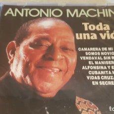 CDs de Música: ANTONIO MACHÍN. TODA UNA VIDA. CD / DIVUCSA - 1990. 14 TEMAS / PRECINTADO.. Lote 134520094