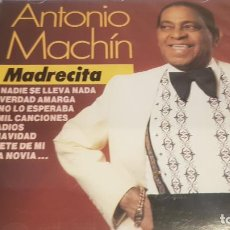 CDs de Música: ANTONIO MACHÍN / MADRECITA / CD - DIVUCSA - 1990 / 14 TEMAS / PRECINTADO.. Lote 134520686
