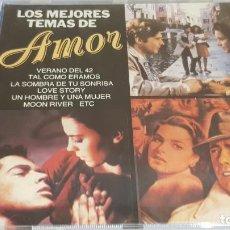 CDs de Música: LOS MEJORES TEMAS DE AMOR / CD - PERFIL / 17 TEMAS / PRECINTADO.. Lote 134525722
