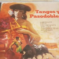 CDs de Música: ORQUESTAS CARLOS RAVEL Y ALHAMBRA / TANGOS Y PASODOBLES / CD - PERFIL / 16 TEMAS / PRECINTADO.. Lote 176203842