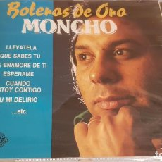CDs de Música: MONCHO / BOLEROS DE ORO / CD - PERFIL / 20 TEMAS / PRECINTADO.. Lote 134542970