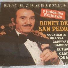 CDs de Música: BONET DE SAN PEDRO / BAJO EL CIELO DE PALMA / CD - PERFIL / 15 TEMAS / PRECINTADO.. Lote 176204103