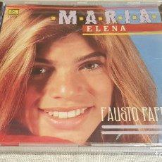 CDs de Música: FAUSTO PAPETTI / MARIA ELENA / CD - KUBANEY / 16 TEMAS / PRECINTADO.. Lote 176204513