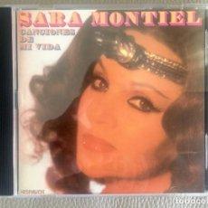 CDs de Música: SARA MONTIEL - CANCIONES DE MI VIDA. Lote 134549250