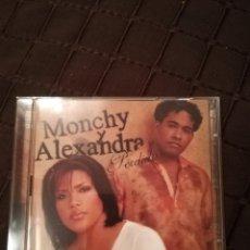 CDs de Música: CD MONCHY Y ALEXANDRA. Lote 134550695