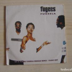 CDs de Música: FUGEES - FU-GEE-LA - CD, SINGLE - SONY. Lote 134553402