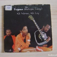 CDs de Música: FUGEES (REFUGEE CAMP) - NO WOMAN, NO CRY - CD SINGLE 1996 COLUMBIA. Lote 134557058