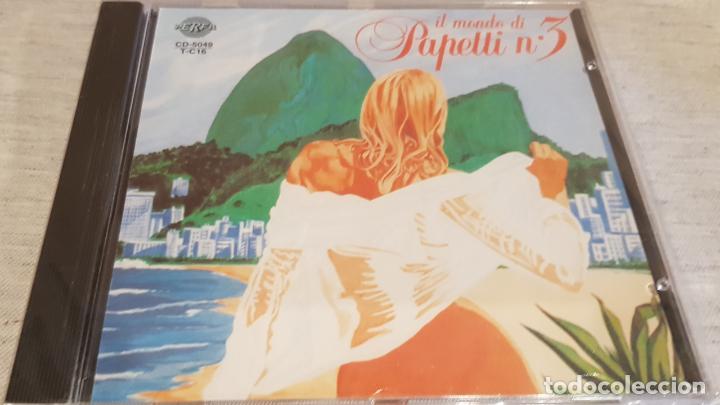 IL MONDO DI PAPETTI Nº 3 / CD - PERFIL / 16 TEMAS / PRECINTADO. (Música - CD's Melódica )